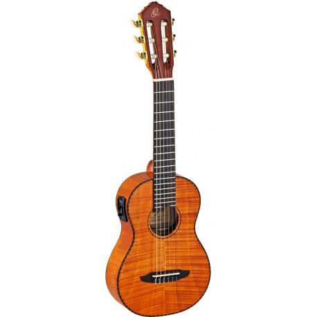 Ukelele Guitarlele Ortega Guitarlele Rgle18Fmh