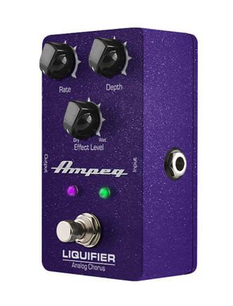 Pedal De Efecto Ampeg Liquifier Chorus