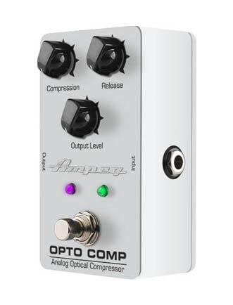 Pedal De Efecto Compresión Opto Comp Ampeg