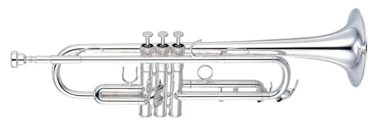 Trompeta Yamaha YTR 8310ZS 03 Plateada