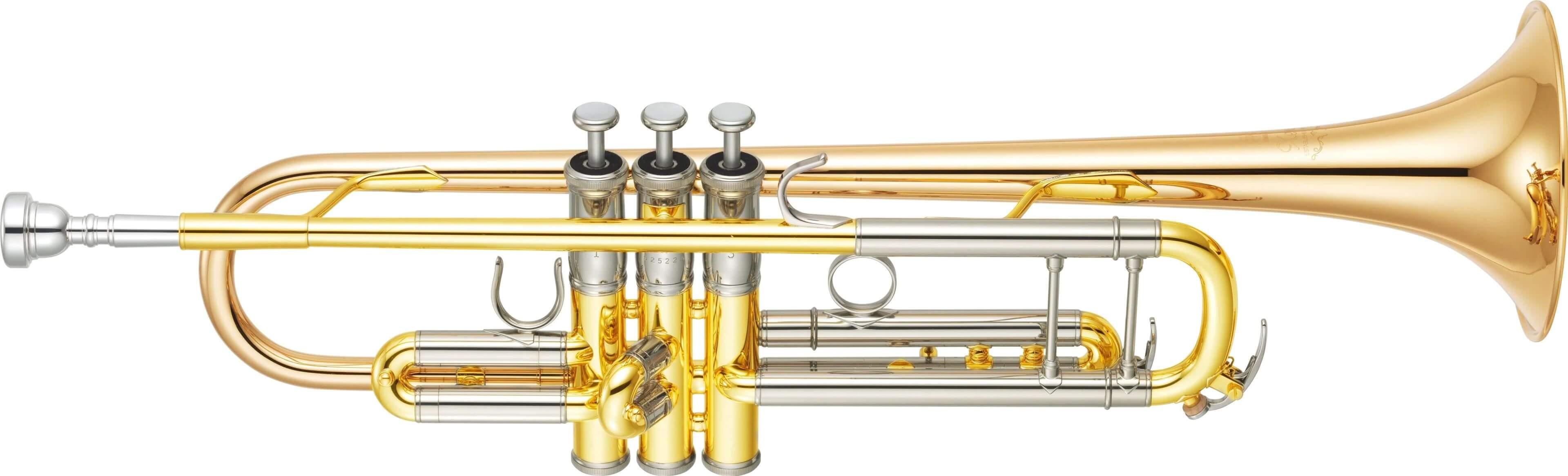 Trompeta en Sib Yamaha YTR-8345G 04 Lacada
