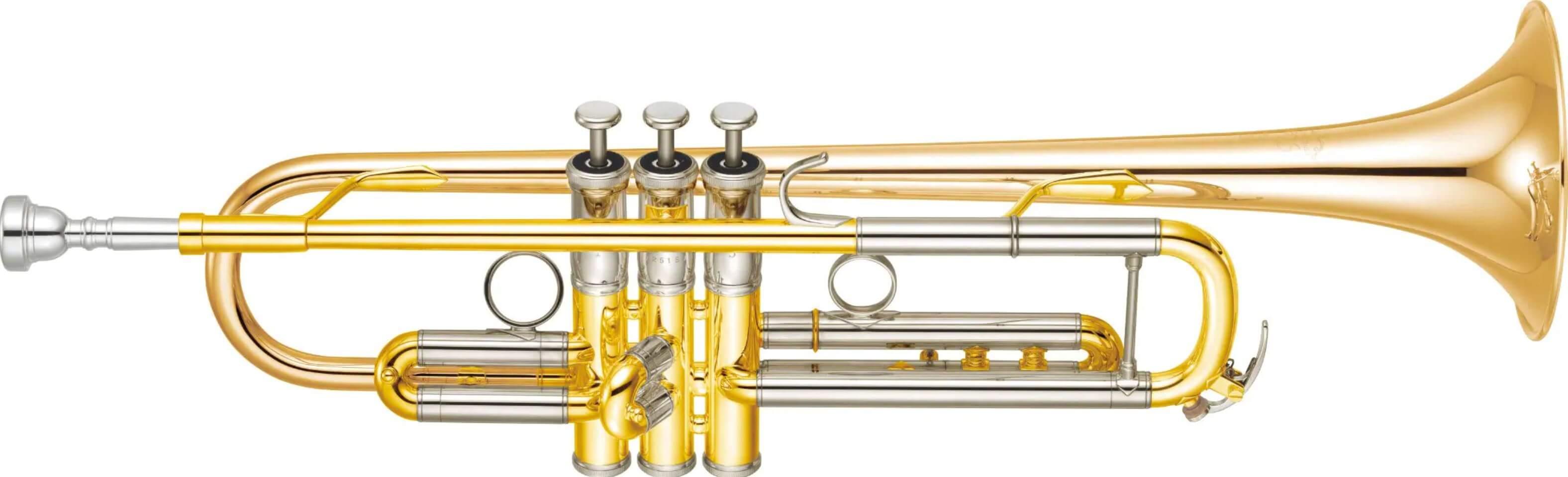 Trompeta en Sib Yamaha YTR-8345RG 04 Lacada