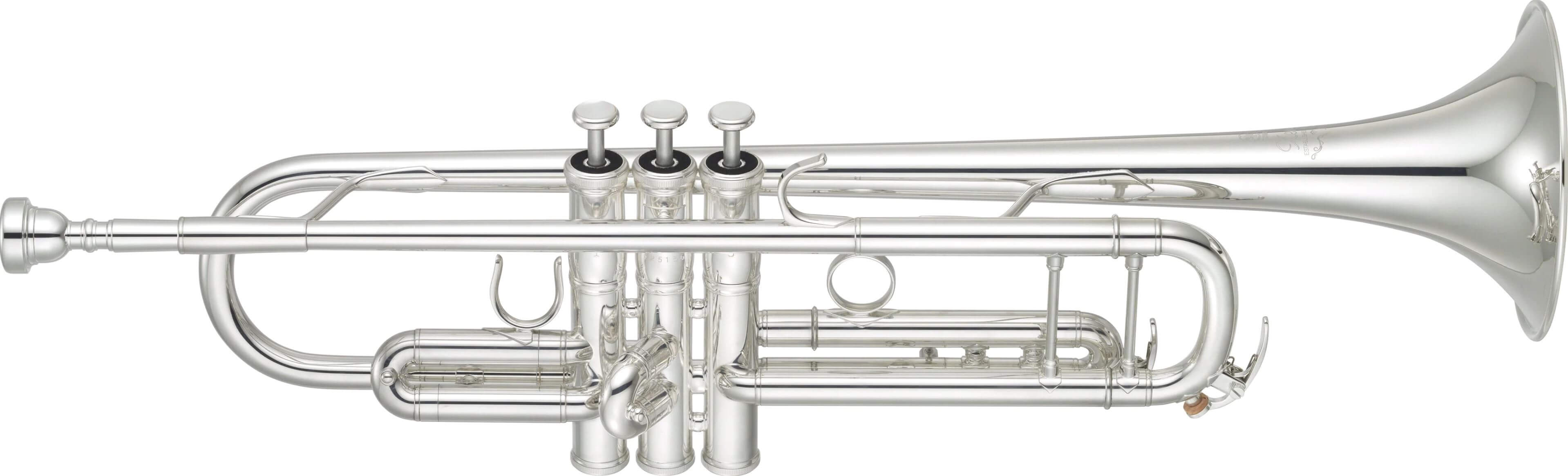Trompeta en Sib Yamaha YTR-8345S 04 Plateada