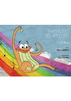 Partituras del Arco Iris Metodo por colores Español .Capafons