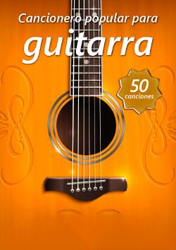 Guitarra 50 canciones infantiles  populares Españolas .Capafons