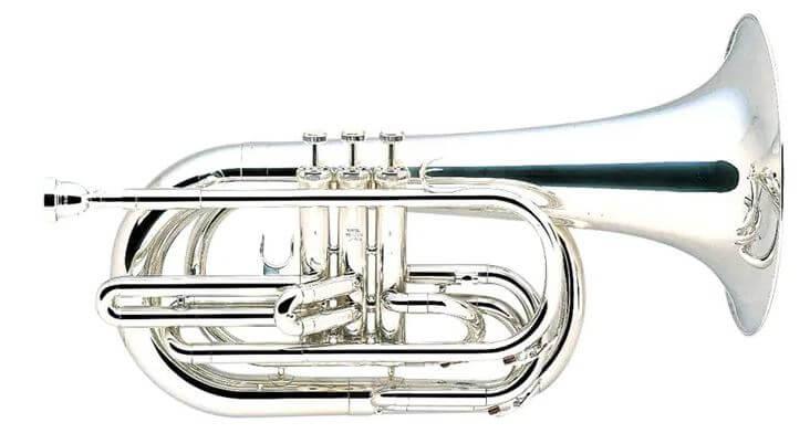 Baritono Yamaha Ybh-301MS