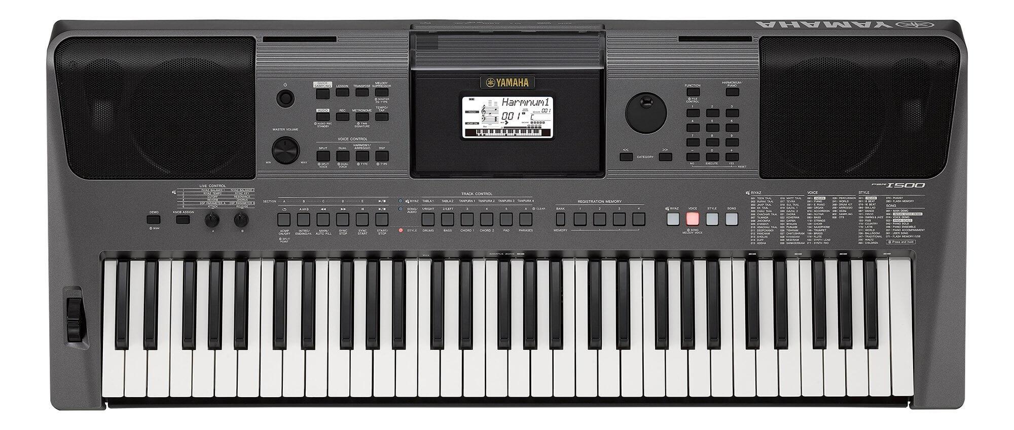 Teclado Portátil Yamaha PSR-I500