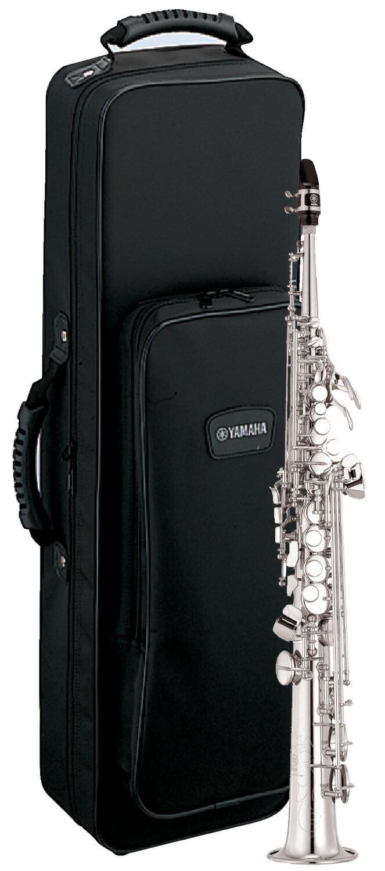 Saxofón Soprano Yamaha Yss-475Sii