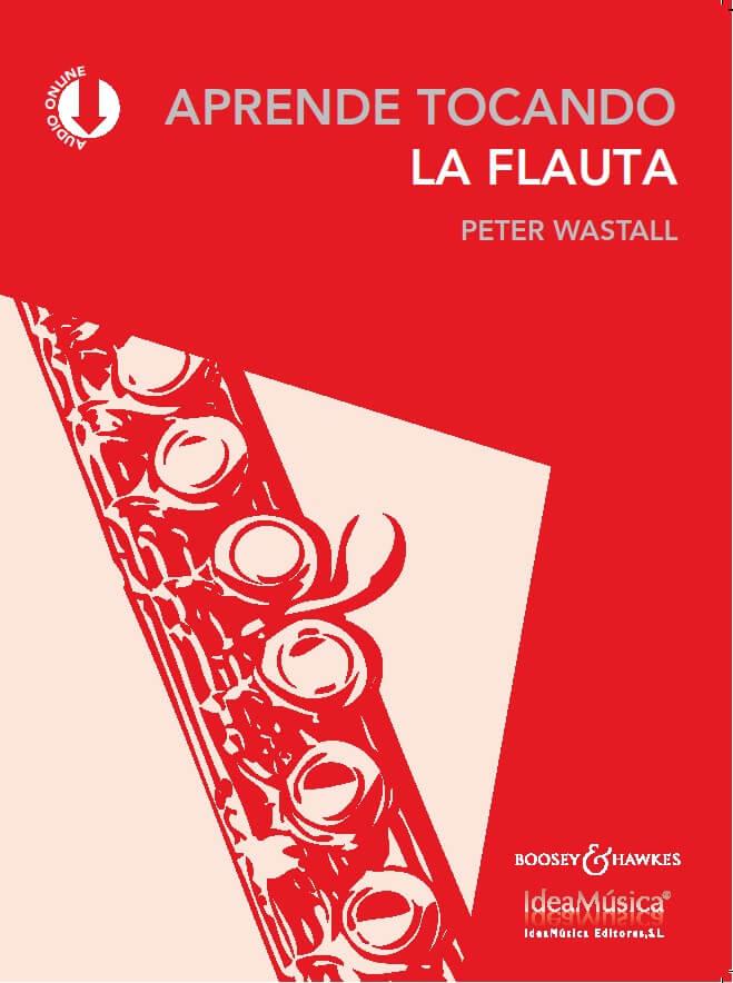 Aprende tocando la Flauta Wastall nueva edicion audio on