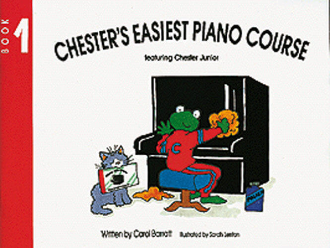 Chester'S Easiest Piano Course Vol.1