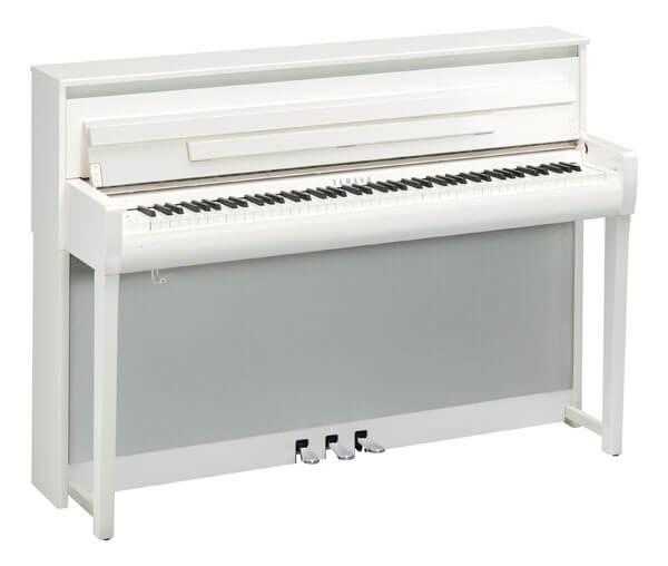 Pack Piano Digital Yamaha CLP-685PHW