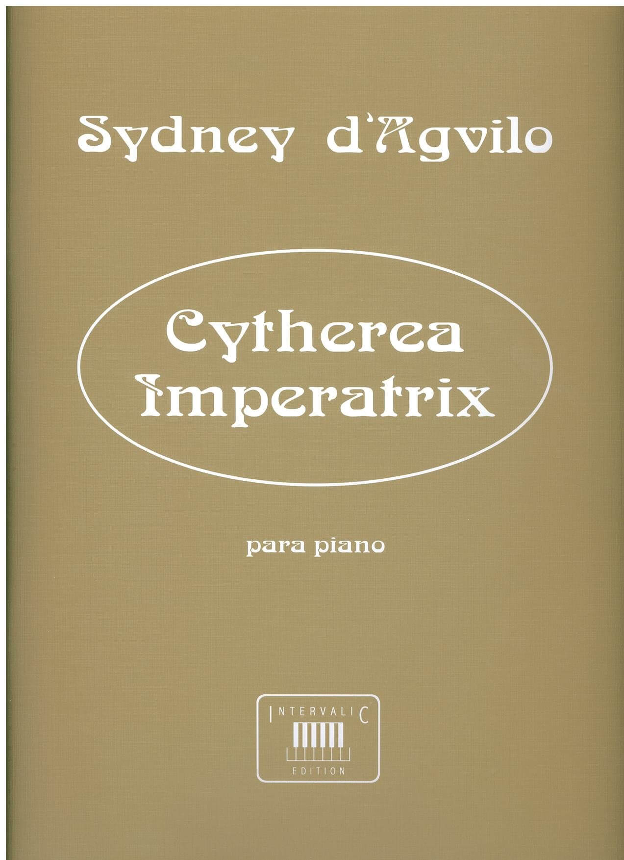 Cytherea Imperatrix. Piano.D'Agvillo