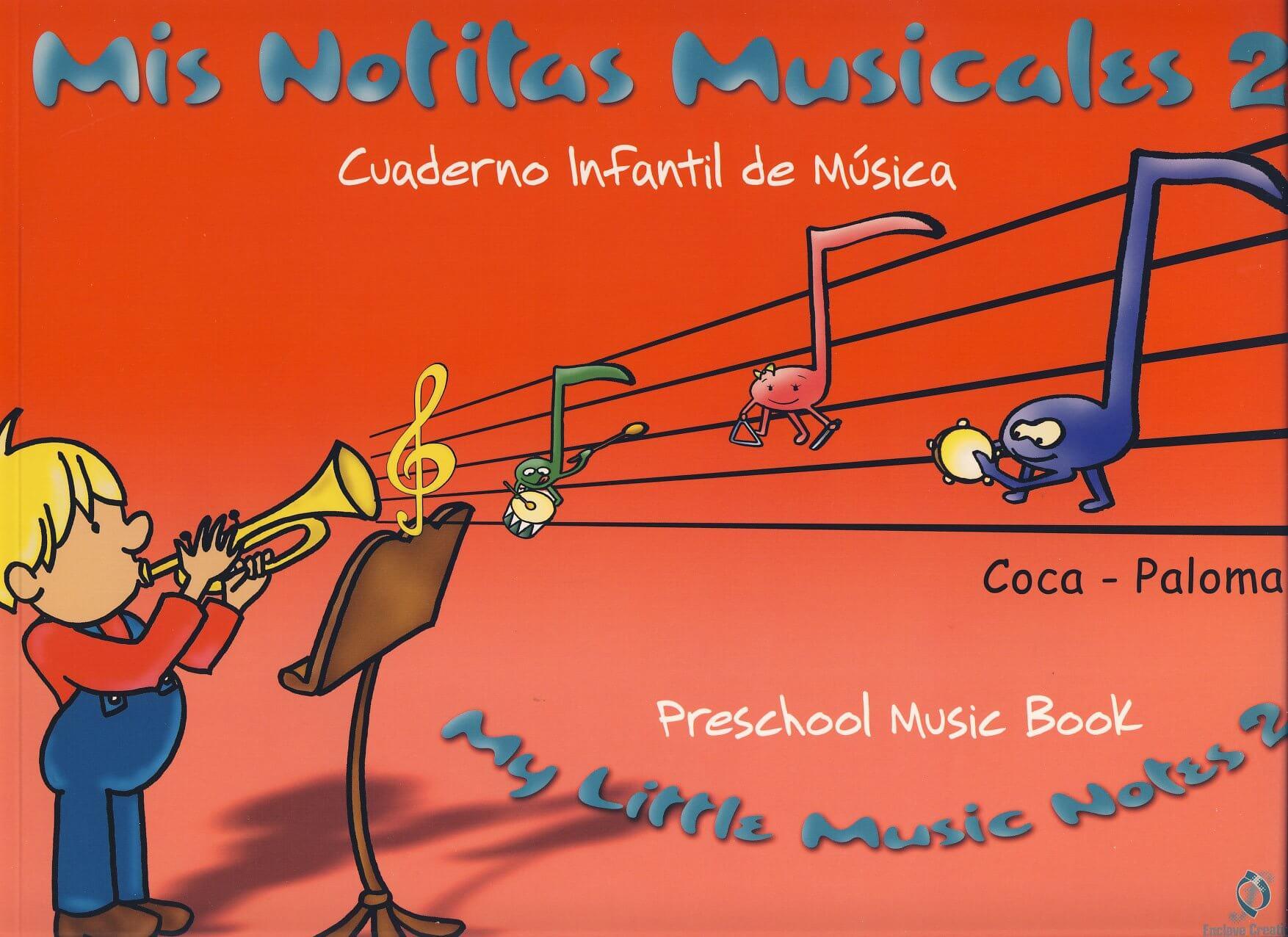 Mis Notitas Musicales Vol.2