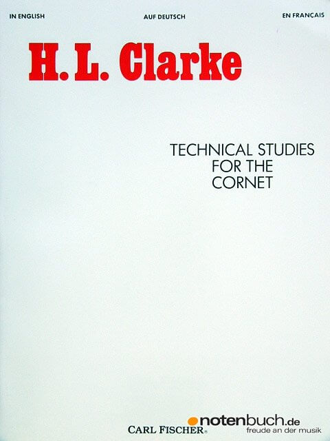 Technical Studies for the Cornet .Clarke