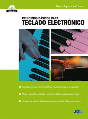 Principios Basicos para teclado electrónico