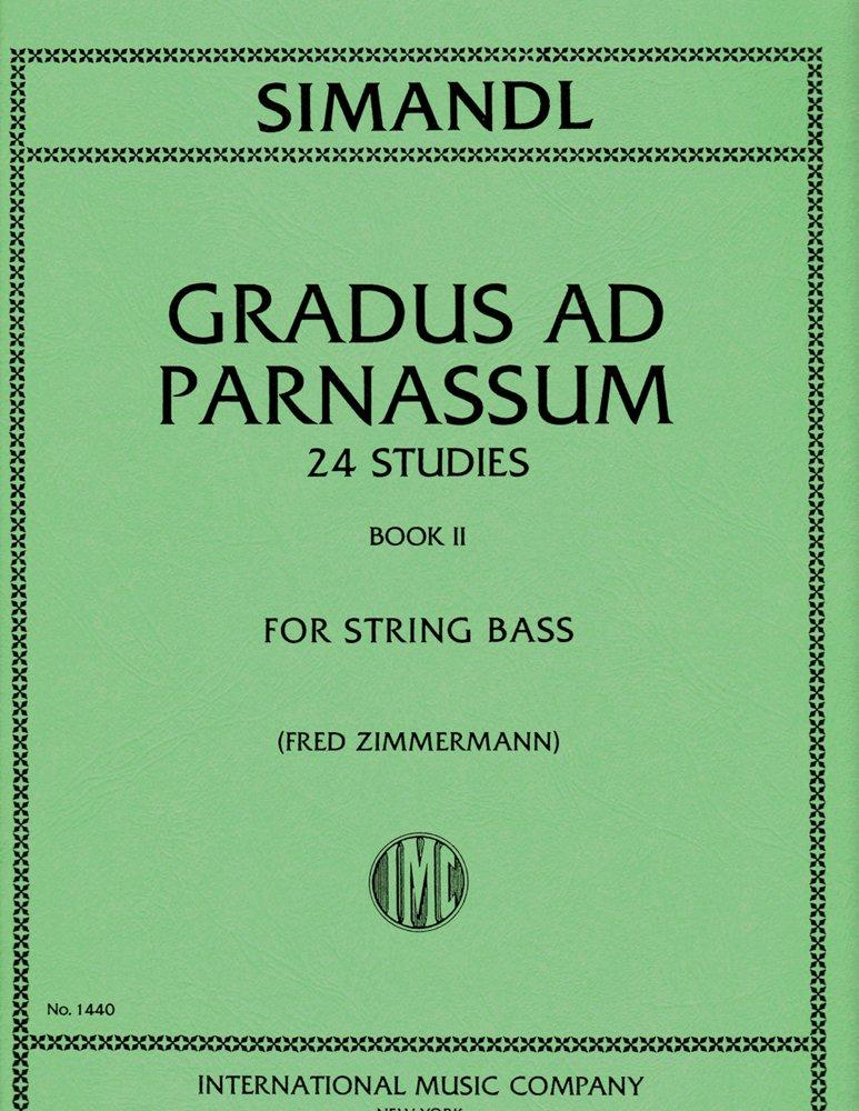 24 Studies Volume 2. Gradus ad Parnassum