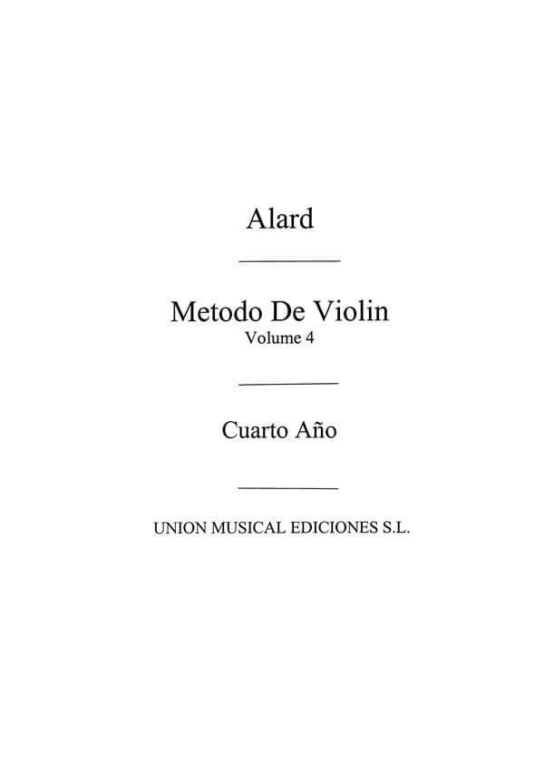 Metodo Violin Volume 4