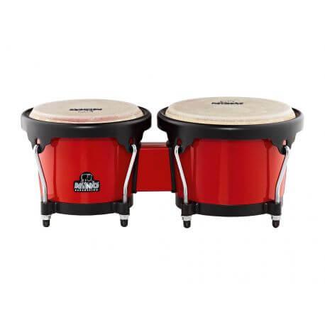 Bongos Nino Percussion Nino17R-BK