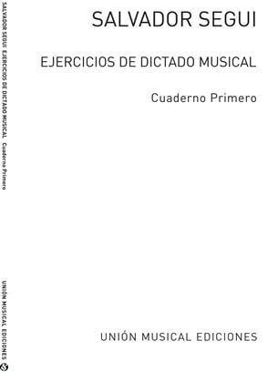 Ejercicios De Dictado Musical I
