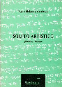Solfeo Artistico (Melodico-Ritmico)