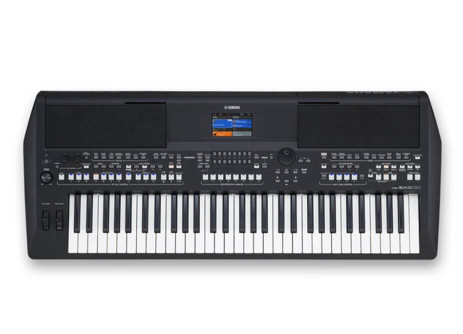 Teclado Digital Workstation Yamaha PSR-SX600