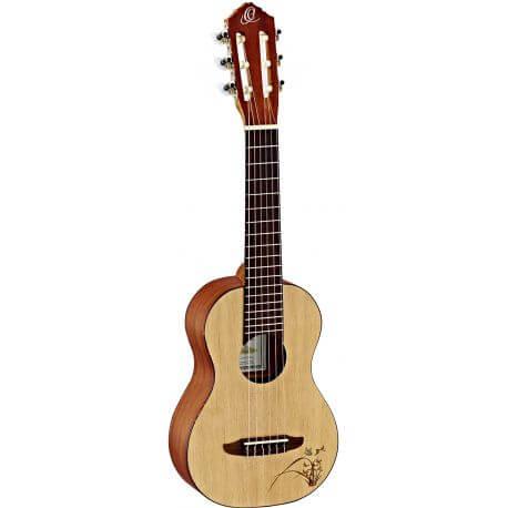 Ukelele Guitarlele Ortega Guitarlele Rgl5