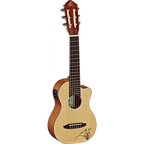 Ukelele Guitarlele Ortega Guitarlele Rgl5Ce