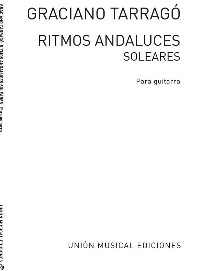 Ritmos Andaluces Soleares Guitar