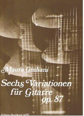 Variations Op.87