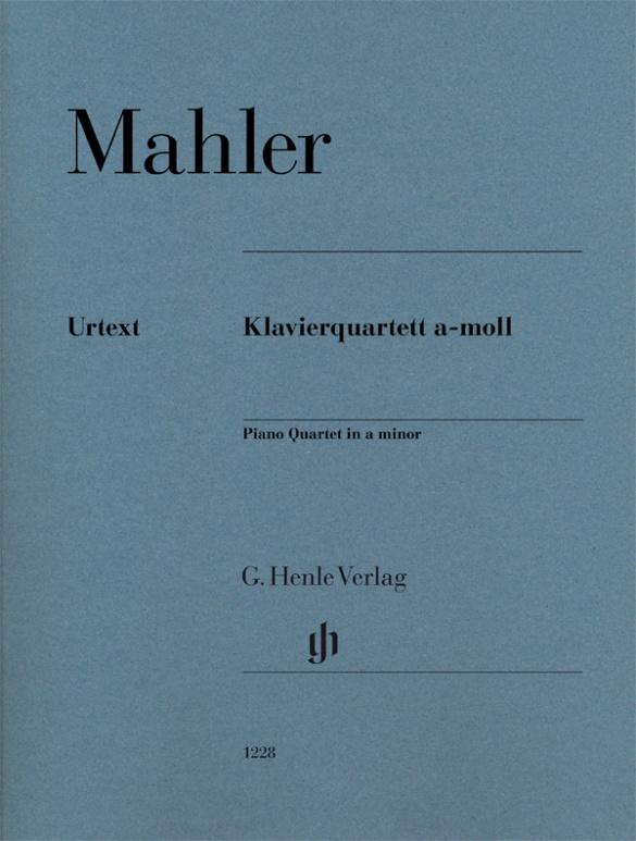 Piano Quartet in a minor. Cuarteto con piano