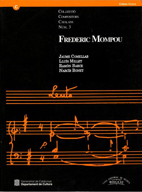 F.Mompou nº3 col.compositors catalans
