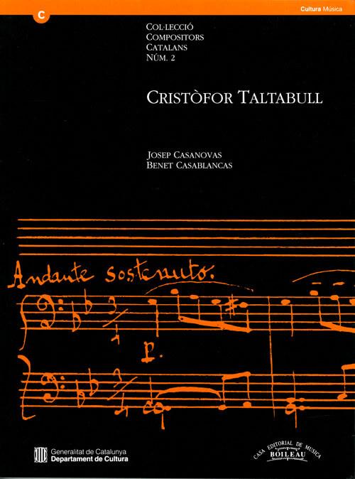 C.Taltabull nº2 col.compositors catalans