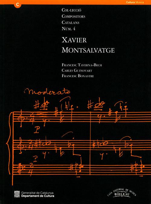 X.Montsalvatge nº4 col.compositors catalans