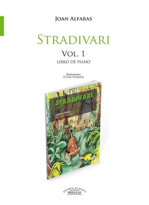 Stradivari  Vol. 1 acompañamiento piano