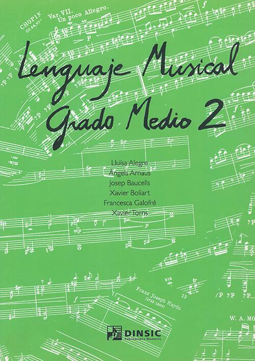 Lenguaje Musical 4 Elemental .Galofre