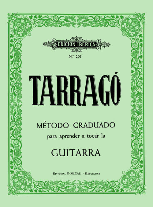 Método graduado de guitarra