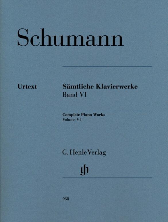 Complete Piano Works - Volume VI. Piano