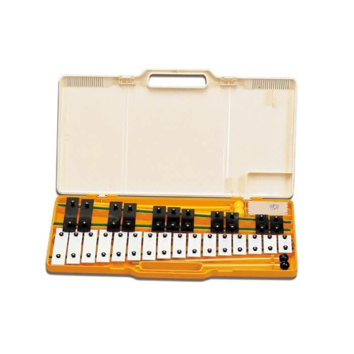 Carillon Angel Ax27K Glockenspiel Teclas blancas y negras G2/A4