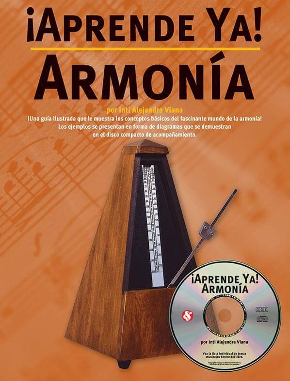 Aprende Ya Armonia+Cd
