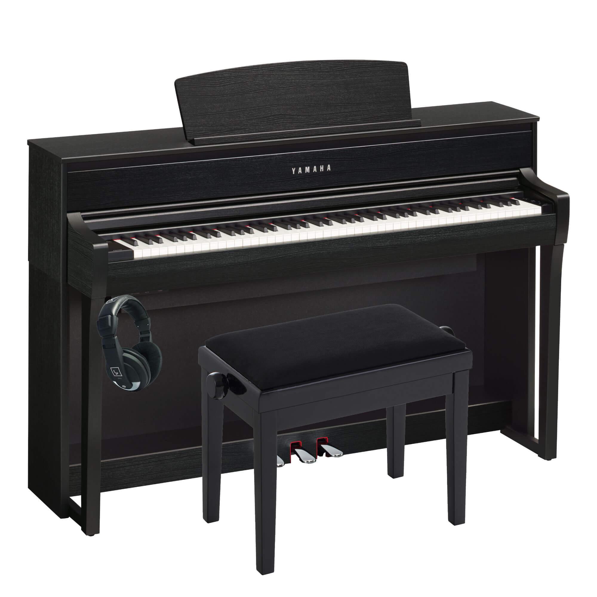 Pack Piano Digital Yamaha CLP-775