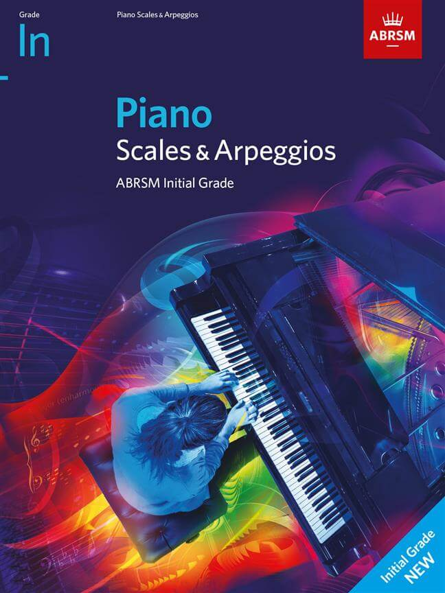 Piano Scales & Arpeggios from 2021,  Inital