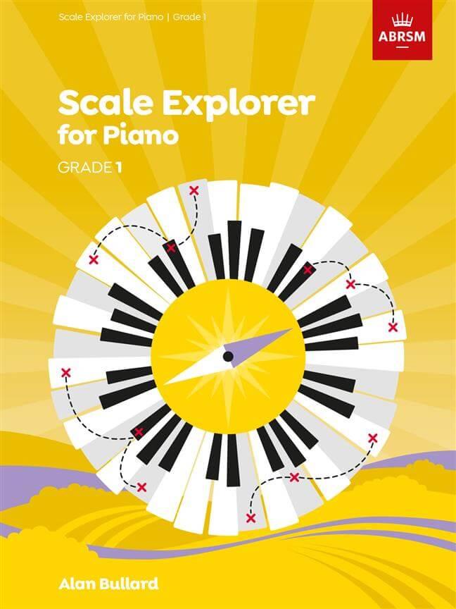 Piano Scale Explorer - Grade 1