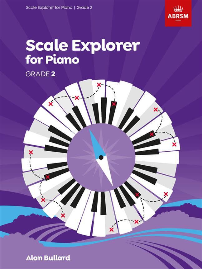 Piano Scale Explorer - Grade 2