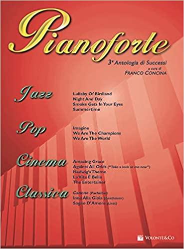 Pianoforte Antologia 3.