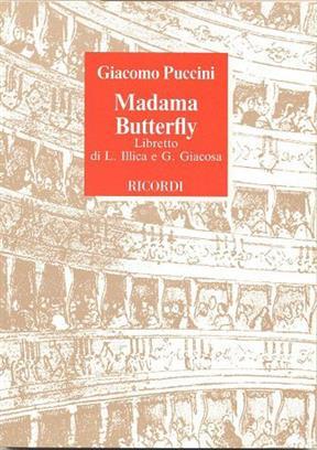 Madama Butterfly Libretto .Puccini