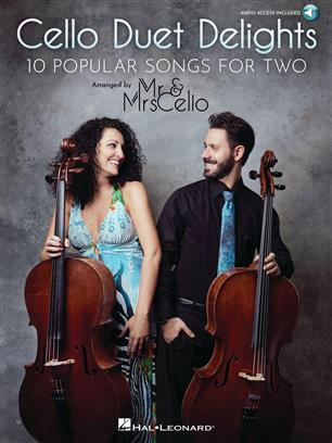 Cello Duet Delights  Mr. & Mrs. Cello
