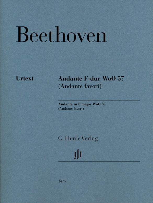 andante F major WoO57. Piano .Beethoven(Digitado)