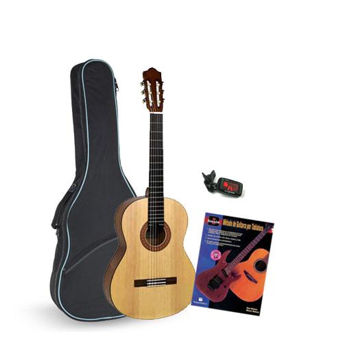 Pack guitarra clásica C30M