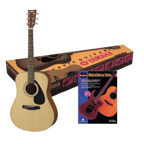 Pack guitarra acústica F-310
