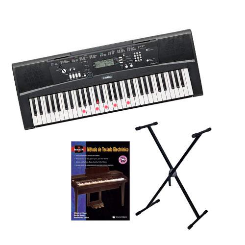 Pack teclado Yamaha EZ220